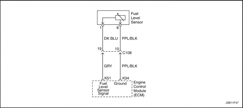 Высокий уровень сигнала цепи обратной связи системы рециркуляции отработавших газов