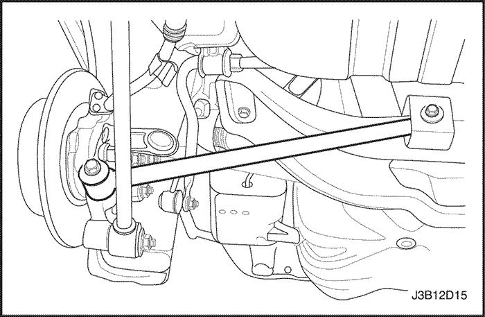 Проверка подвески шевроле лачетти своими руками