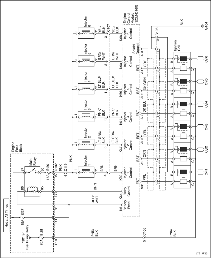 Hyundai solaris - p0300 обнаружен пропуск зажигания выбор/нескольких цилиндров - проверка/ремонт
