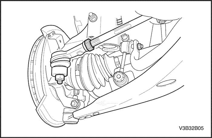Ланос развал схождение передних колес